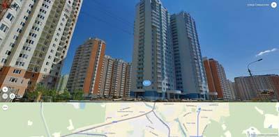 Ул. Свердлова- 22-й микрорайон, рядом пересечение Трубецкой, Майкла Лунна, Заречной