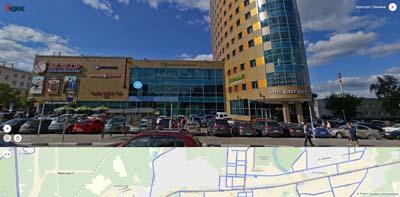 Отель east Gate, Люксор сеть кинотеатров. Макдональдс на проспекте Ленина