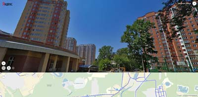 Зелёная улица, жилой комплекс- Жемчужина Балашихи