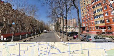 Жилой комплекс Чайка на ул. Некрасова