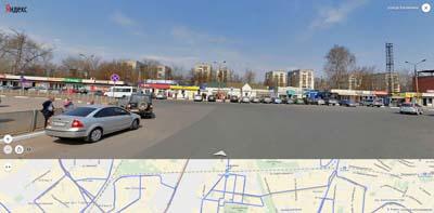 Площадь у станции Подлипки-Дачные