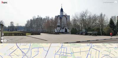 площадь Победы, ИПК Машприбор, Часовня во имя Святого Благоверного Великого князя Александра Невского