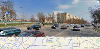 Сосредоточенье Коммунальной улицы, Калининградской и Пионерской.