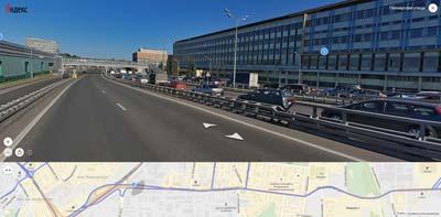 Представлена Пионерская улица на въезде в Королев с Ярославского шоссе М-8