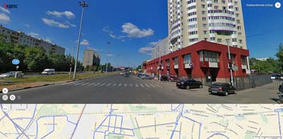Высотки Коммунальной улицы
