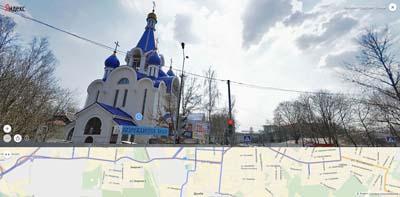На Калининградской улице возрождается храм