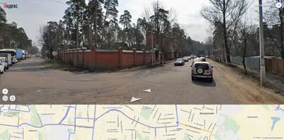 на фото- пересечение улиц: Котовского, Свердлова и Пушкина