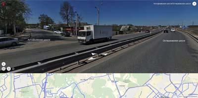 пересечение Алтуфьевского и Осташковского шоссе