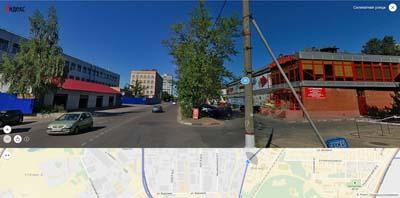 Силикатная улица, 28-1 мкр. Строитель