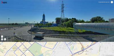 Олимпийский пр-т, Ярославка, Владимирский храм