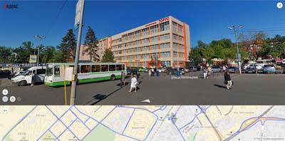 улица Колонцова, ж/д вокзал Мытищи, торговый центр ТОРУС