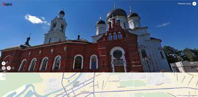 Церковь Тихвинской Богоматери на Рабочей улице