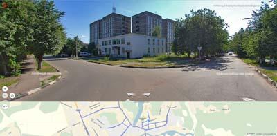Аптечный переулок, Краснослободская ул.