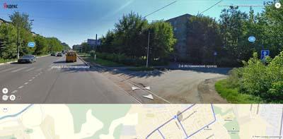 2-ой Истомкинский проезд, улица 3-го Интернационала