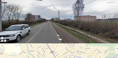 ул. Фрунзе- микрорайоны: Финский и Богородский