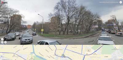 Пересечение Сиреневой и Талсинской улицы