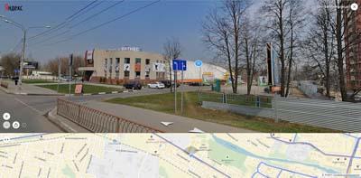 Щёлковский теннис и фитнесс на Центральной улице