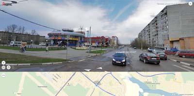 Улицы: Полевая и 60 лет СССР