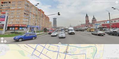 Центр Щёлкова, Фряновское шоссе. Троицкий собор, подземный переход, три девятки 999, НИИХИММАШ