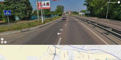 Московская улица, переходящая во Фряновское шоссе