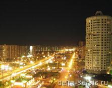 район Москвы Марьино
