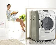 быстрота установки стиральной машины