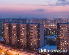 район Москвы Ясенево